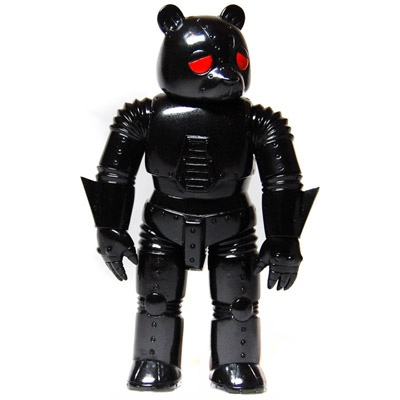 Mecha Sad Bear Kaiju